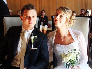 Le mariage de Oriane et Jonathan