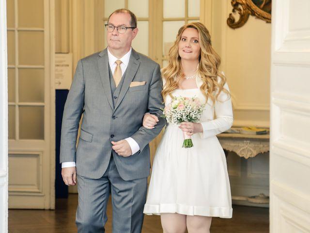 Le mariage de David et Virginie à Versailles, Yvelines 4