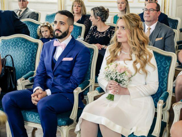 Le mariage de David et Virginie à Versailles, Yvelines 7