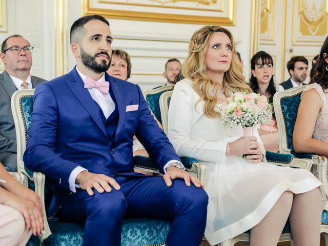 Le mariage de David et Virginie à Versailles, Yvelines 12