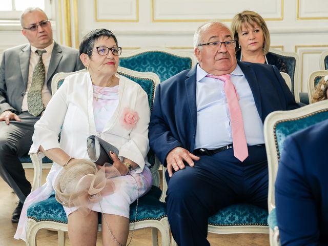 Le mariage de David et Virginie à Versailles, Yvelines 13