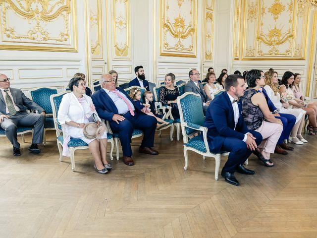 Le mariage de David et Virginie à Versailles, Yvelines 15