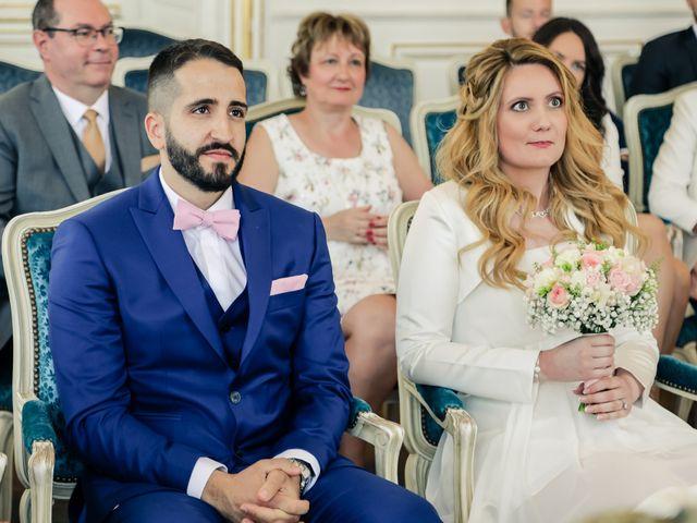 Le mariage de David et Virginie à Versailles, Yvelines 17