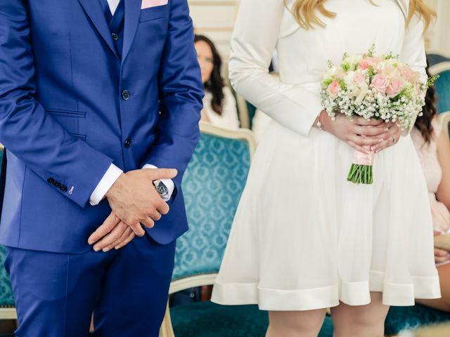 Le mariage de David et Virginie à Versailles, Yvelines 20