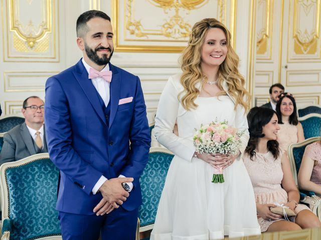 Le mariage de David et Virginie à Versailles, Yvelines 21