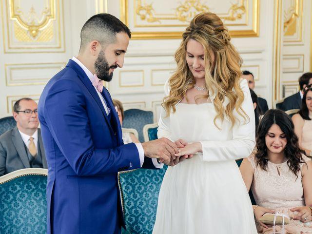 Le mariage de David et Virginie à Versailles, Yvelines 22
