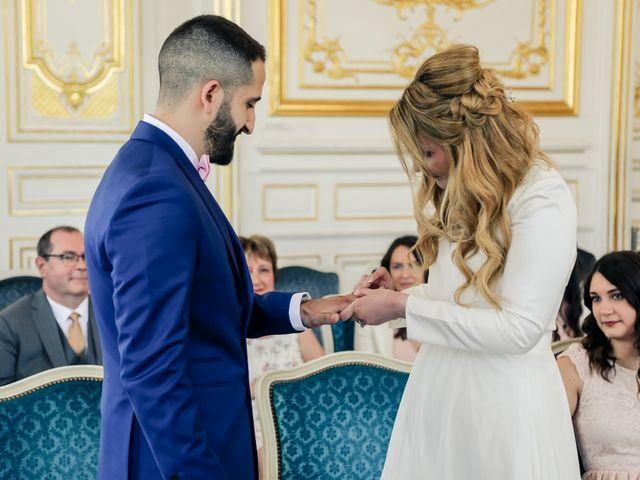 Le mariage de David et Virginie à Versailles, Yvelines 23