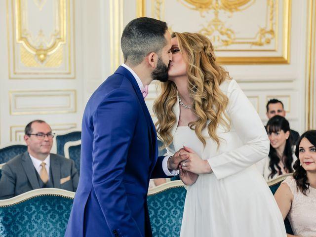 Le mariage de David et Virginie à Versailles, Yvelines 24