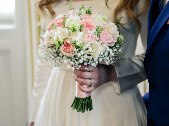 Le mariage de David et Virginie à Versailles, Yvelines 25