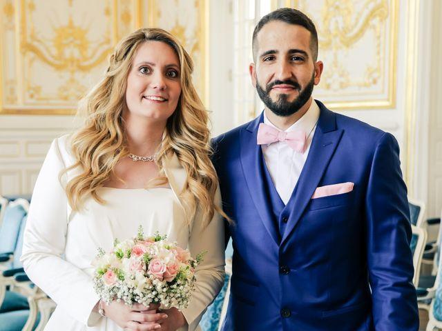 Le mariage de David et Virginie à Versailles, Yvelines 27
