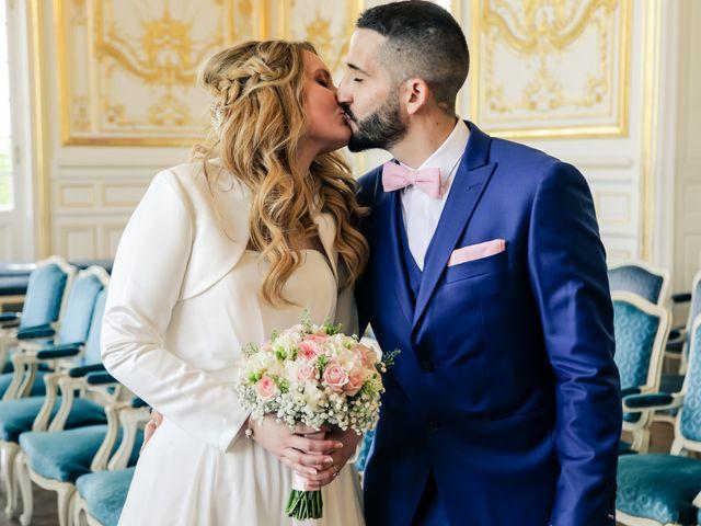 Le mariage de David et Virginie à Versailles, Yvelines 28