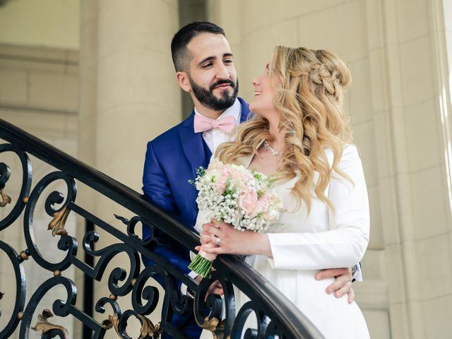 Le mariage de David et Virginie à Versailles, Yvelines 29