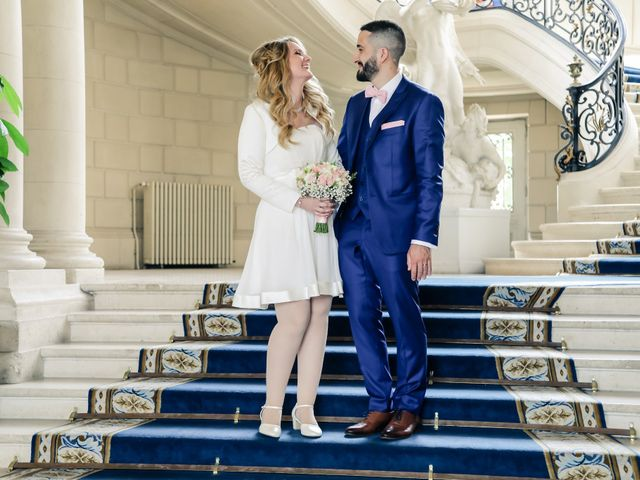 Le mariage de David et Virginie à Versailles, Yvelines 31