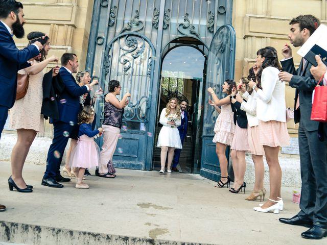 Le mariage de David et Virginie à Versailles, Yvelines 32
