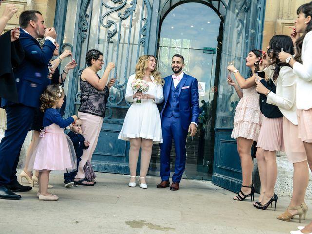 Le mariage de David et Virginie à Versailles, Yvelines 33