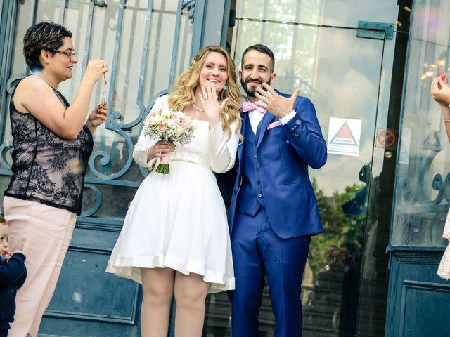 Le mariage de David et Virginie à Versailles, Yvelines 34