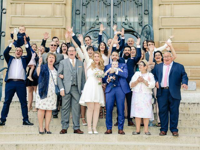 Le mariage de David et Virginie à Versailles, Yvelines 36