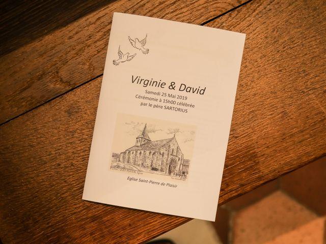 Le mariage de David et Virginie à Versailles, Yvelines 62