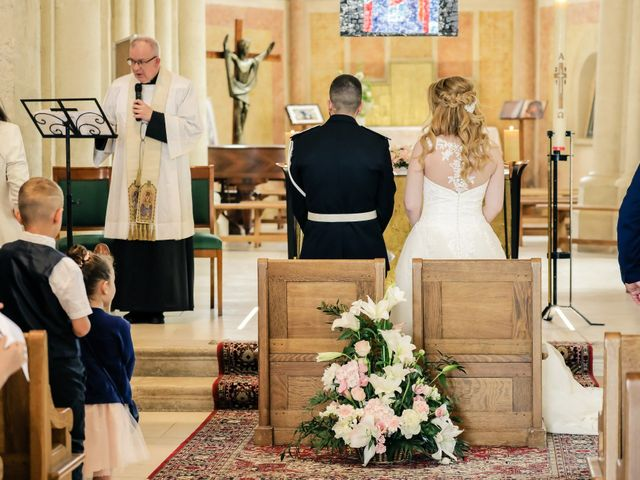 Le mariage de David et Virginie à Versailles, Yvelines 75
