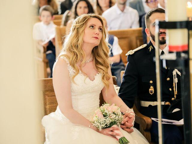 Le mariage de David et Virginie à Versailles, Yvelines 83