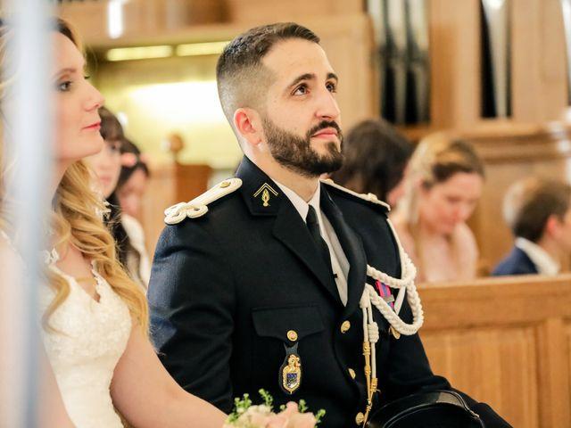 Le mariage de David et Virginie à Versailles, Yvelines 84