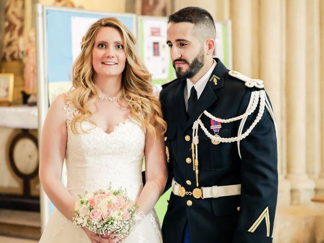 Le mariage de David et Virginie à Versailles, Yvelines 107