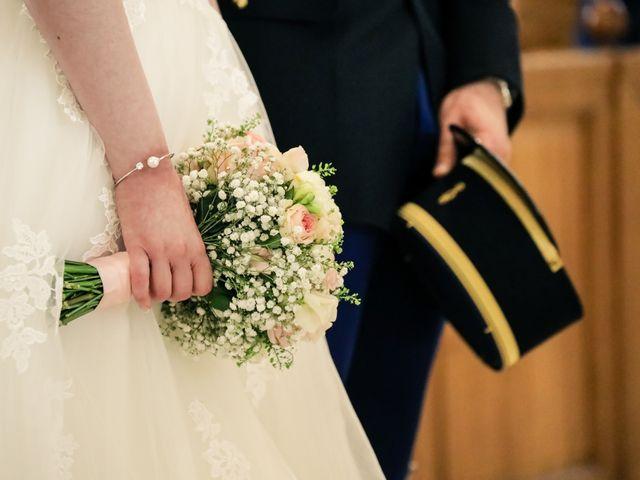 Le mariage de David et Virginie à Versailles, Yvelines 109