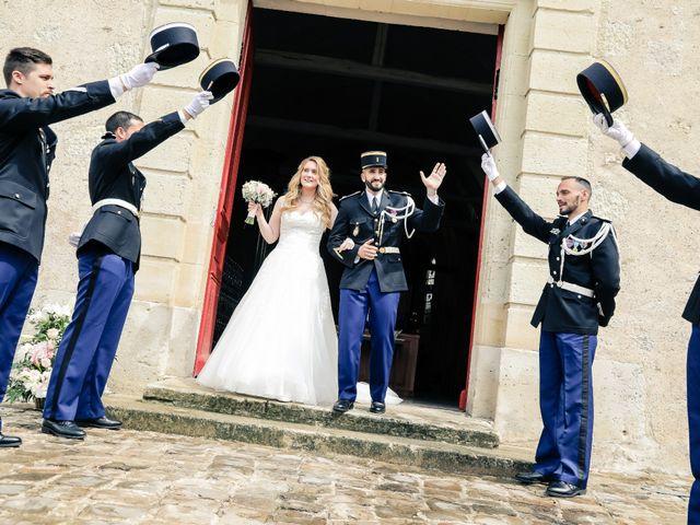 Le mariage de David et Virginie à Versailles, Yvelines 112