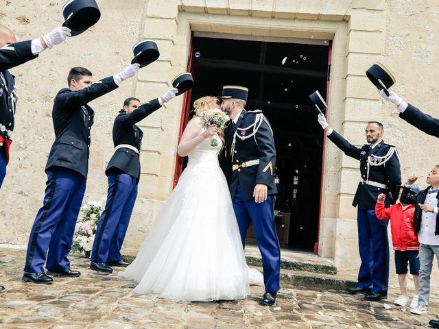 Le mariage de David et Virginie à Versailles, Yvelines 113