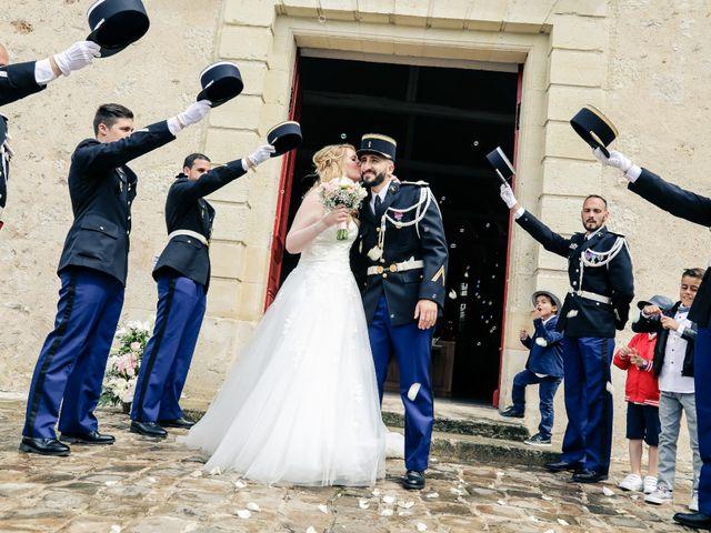 Le mariage de David et Virginie à Versailles, Yvelines 114