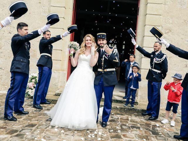 Le mariage de David et Virginie à Versailles, Yvelines 115