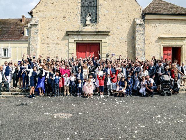 Le mariage de David et Virginie à Versailles, Yvelines 116