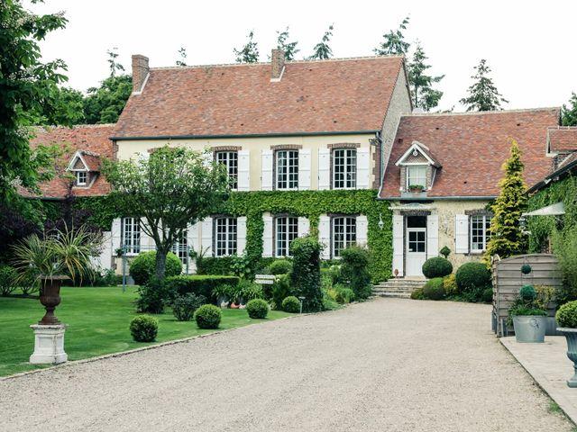 Le mariage de David et Virginie à Versailles, Yvelines 120