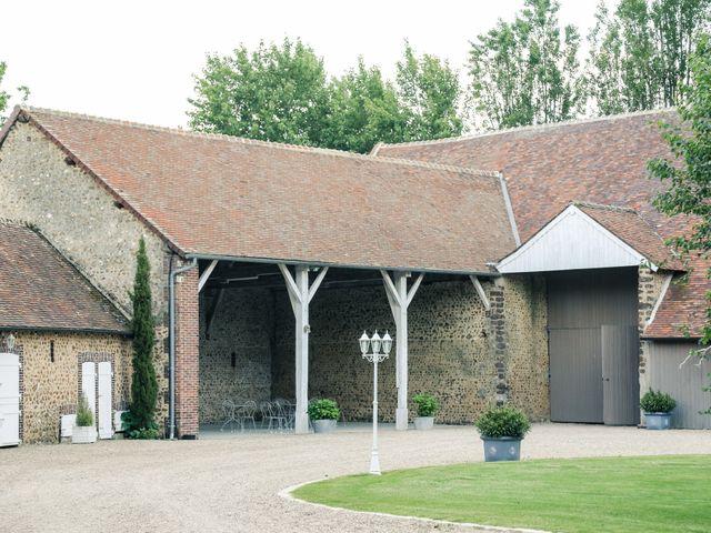 Le mariage de David et Virginie à Versailles, Yvelines 122
