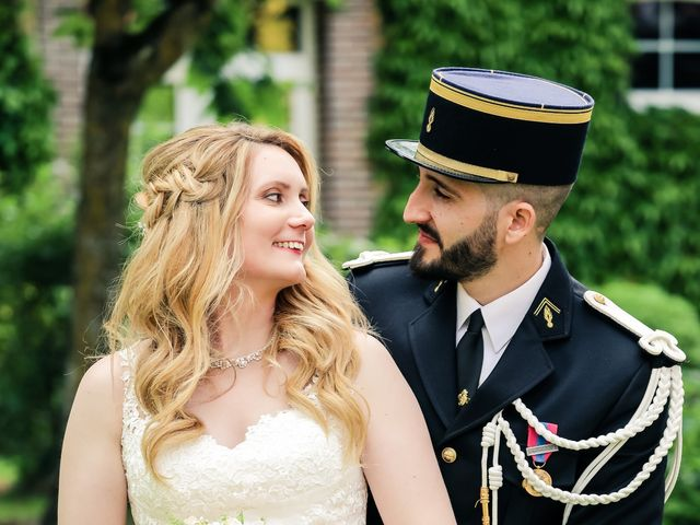 Le mariage de David et Virginie à Versailles, Yvelines 165