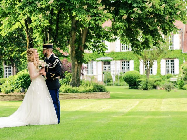 Le mariage de David et Virginie à Versailles, Yvelines 169
