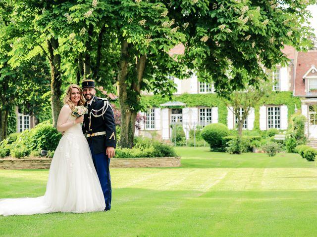 Le mariage de David et Virginie à Versailles, Yvelines 170