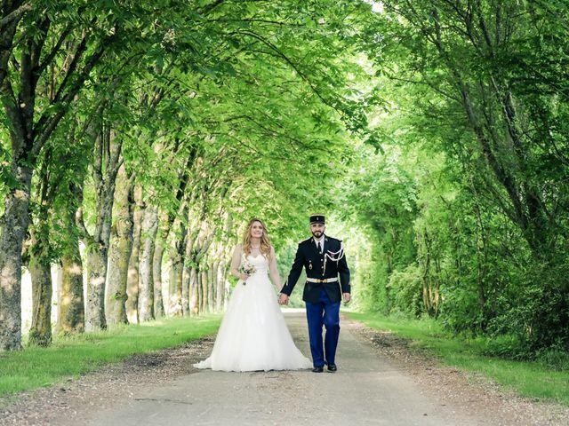 Le mariage de David et Virginie à Versailles, Yvelines 171