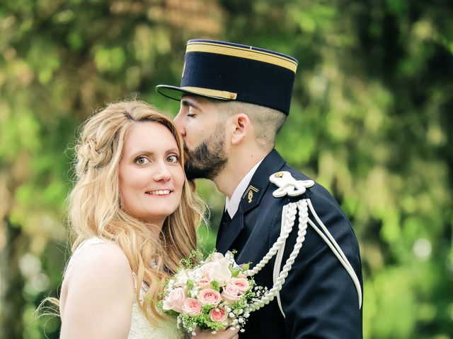 Le mariage de David et Virginie à Versailles, Yvelines 177