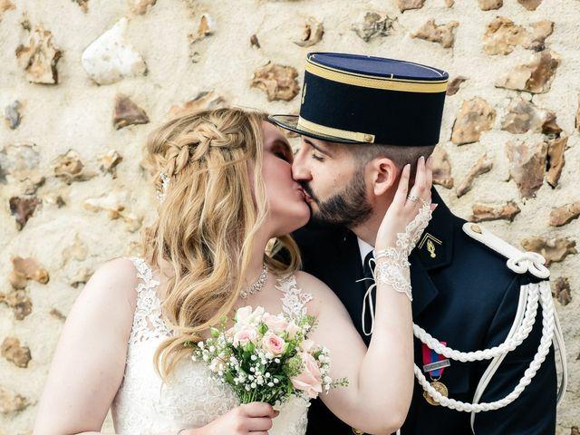 Le mariage de David et Virginie à Versailles, Yvelines 178