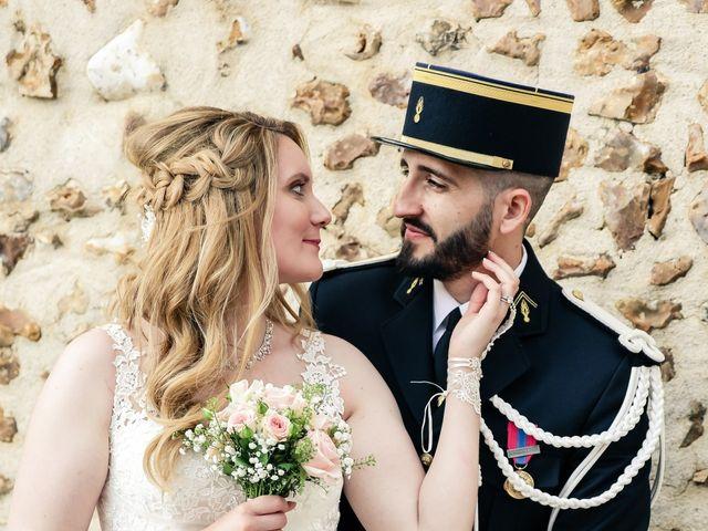 Le mariage de David et Virginie à Versailles, Yvelines 179