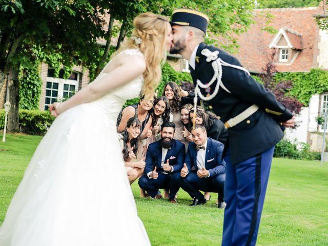 Le mariage de David et Virginie à Versailles, Yvelines 184
