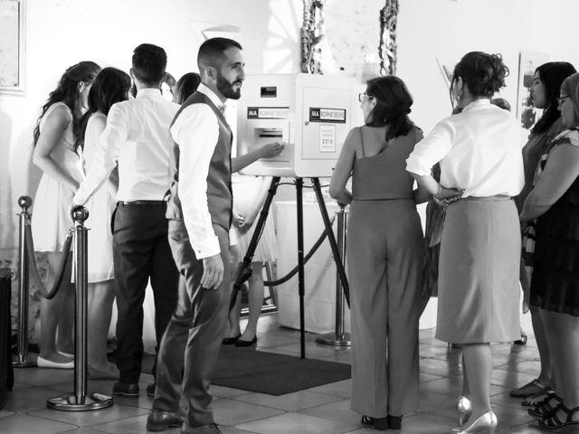 Le mariage de David et Virginie à Versailles, Yvelines 207