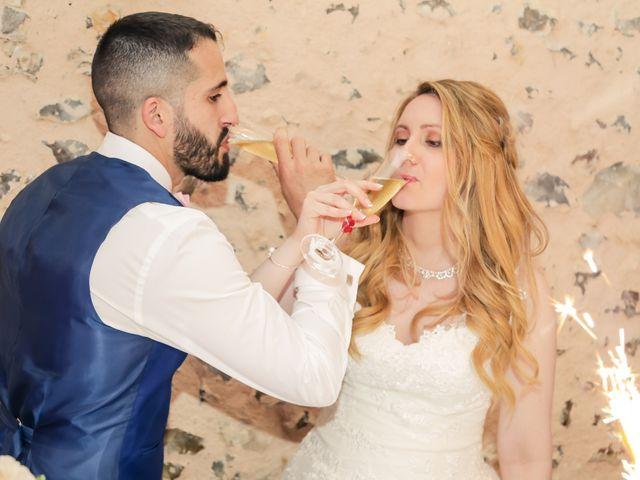 Le mariage de David et Virginie à Versailles, Yvelines 231