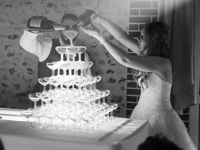 Le mariage de David et Virginie à Versailles, Yvelines 235