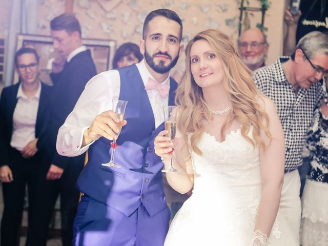 Le mariage de David et Virginie à Versailles, Yvelines 236