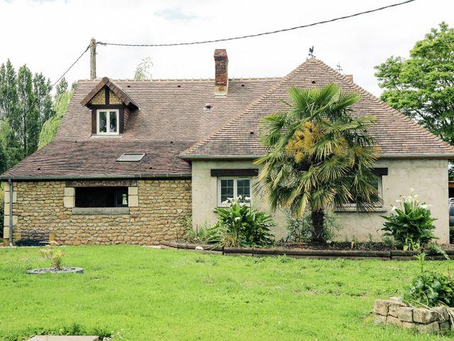 Le mariage de Cédric et Adeline à Saint-Julien-sur-Sarthe, Orne 18