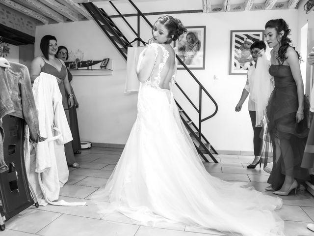 Le mariage de Cédric et Adeline à Saint-Julien-sur-Sarthe, Orne 22
