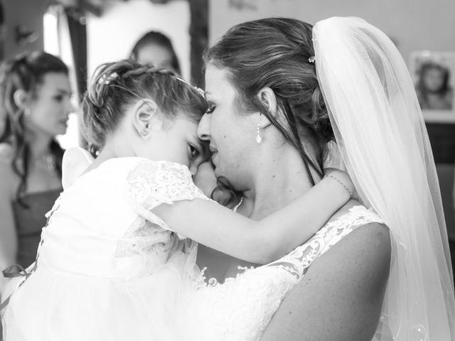 Le mariage de Cédric et Adeline à Saint-Julien-sur-Sarthe, Orne 37