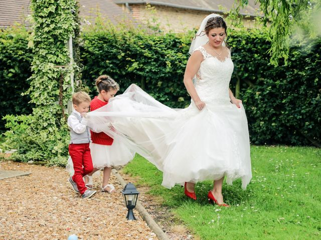 Le mariage de Cédric et Adeline à Saint-Julien-sur-Sarthe, Orne 42